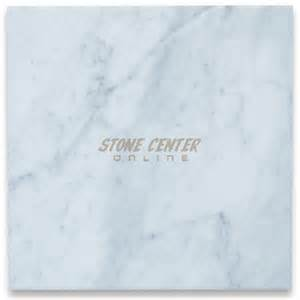 carrara white 12x12 tile polished marble from italy