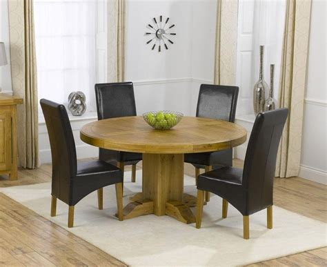black extendable dining table and chairs 20 collection of oak extendable dining tables and