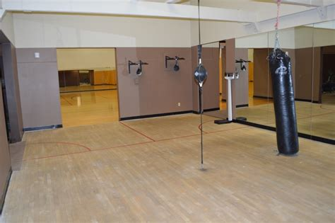 Boxing Room by Largest Hotel Fitness Center I Ve Seen Loyalty Traveler
