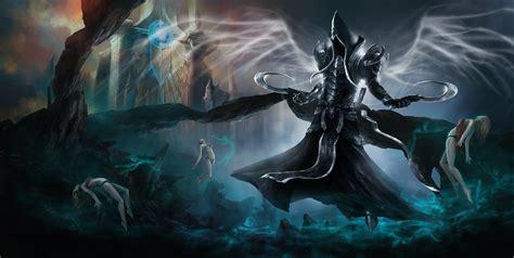 diablo 3 reaper of trainer malthael diablo3 reaper of souls by redin on deviantart