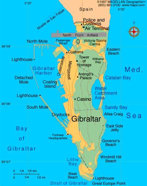 world map gibraltar atlas gibraltar