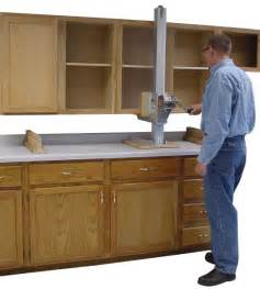 Installing Upper Kitchen Cabinets by Install Upper Kitchen Cabinets Above Lower Cabinets
