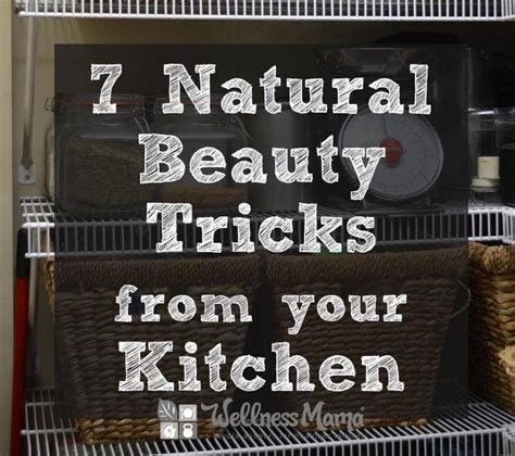 7 Organic Cleaning Ingredients From Your Kitchen by Seven Tricks From Your Kitchen Zuddha Organic