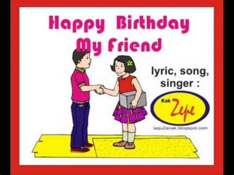 download lagu mp3 happy birthday ten2five happy brithday to you my friend kak zepe lagu anak