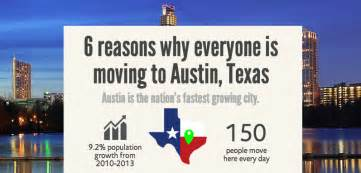 why move to austin texas