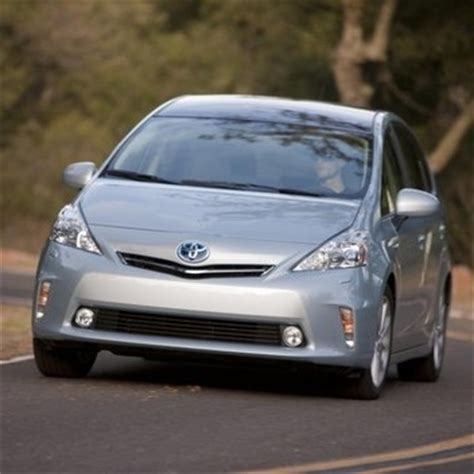 My Benefits Toyota Toyota S White Prius V Will Swerve Into The Sims Social