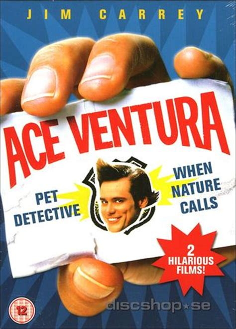 ace ventura pet detective  nature calls  disc