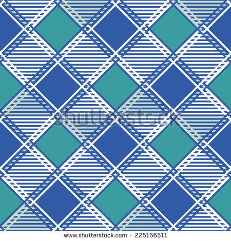 checkered pattern name checkered pattern stock vector illustration 225156511