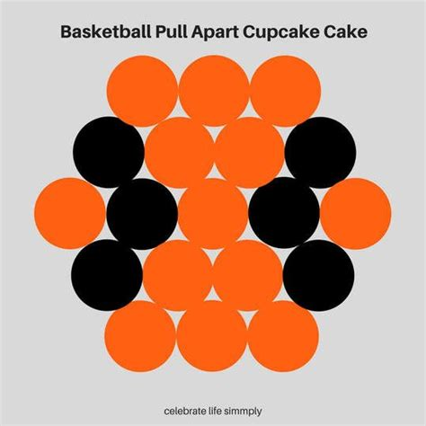 pull apart cake templates 3814 best cupcake shaped creations images on
