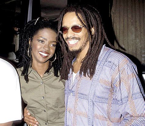 lauryn hill ziggy marley lauryn hill confirms that her partner of 15 years rohan