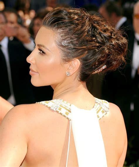 kim kardashiantop 10 best hairstyles ever pinned updo kim kardashian s best hairstyles ever us