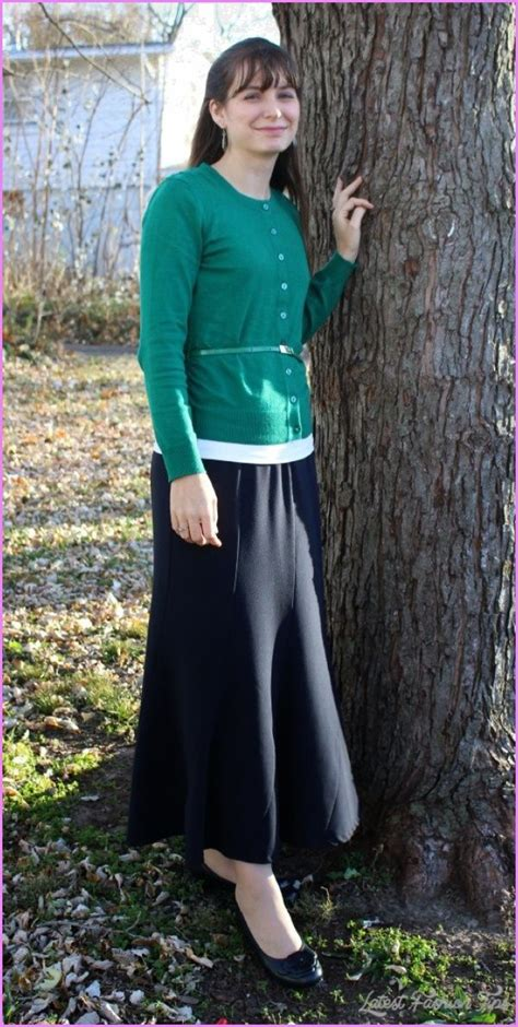 Modesty A New Trend In Womens Clothing by Modest Latestfashiontips
