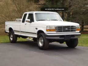 1997 Ford F250 1997 Ford F250 Extended Cab