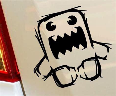 jdm subaru stickers domokun japan aufkleber sticker jdm dub autoaufkleber