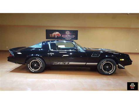 1979 chevy z28 camaro for sale 1979 chevrolet camaro z28 for sale classiccars cc