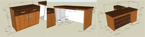 model desain meja kerja partisi dan meja kantor pt pertamina ep asset v tarakan