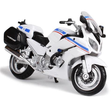 Terlaris Maisto 1 18 Yamaha Fjr 1300a Motorcycle Black 1 freeshipping maisto yamaha fjr 1300 1 12 1300a 1 18 motorcycles diecast metal sport bike