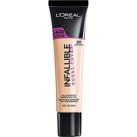 L Oreal Infallible infallible total cover foundation ulta