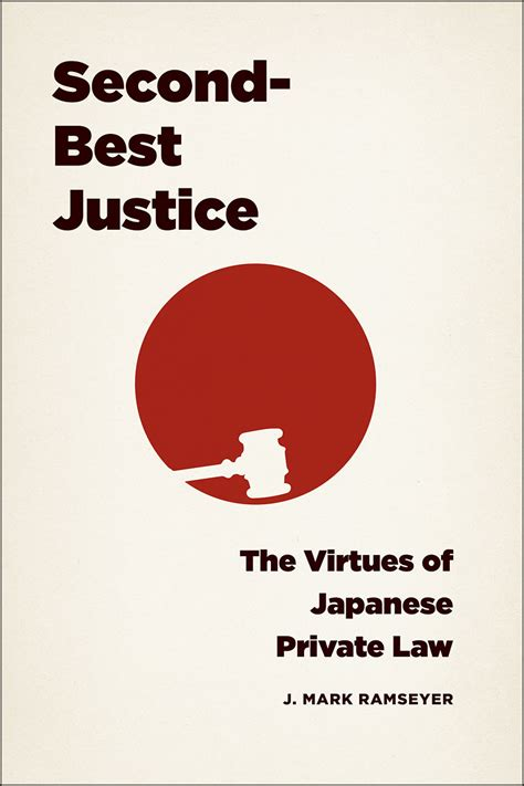 second top second best justice the virtues of japanese