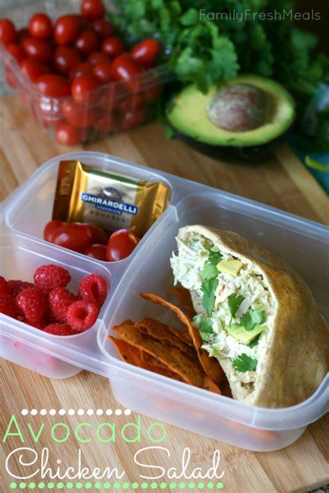 back to school healthy lunch box ideas six sisters stuff