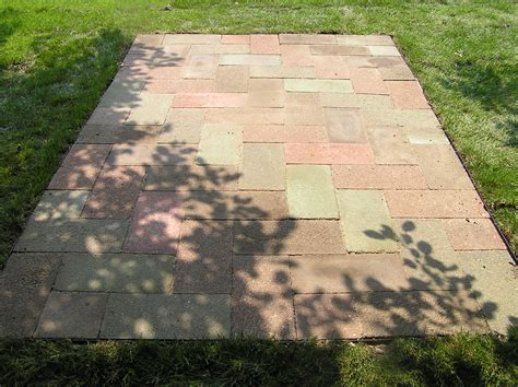 How To Install Patio Stones by Paver Wikidwelling
