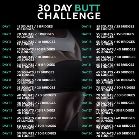 thirty day workout challenge 30 day challenge fitness workout squat