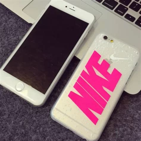 Iphone 7 Plus Nike Yellow Blue Hardcase 57 nike accessories pink nike for iphone 6 from s closet on poshmark
