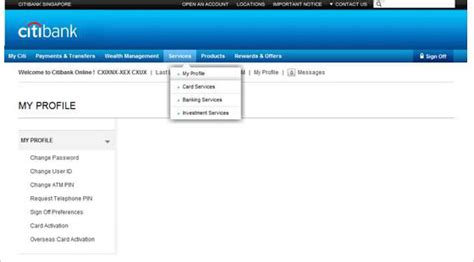 Reset Citibank Online Password | citibank online internet banking online banking