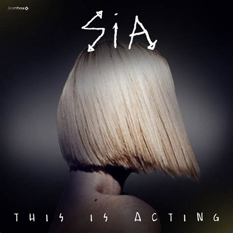 Chandelier Sia Album Sia This Is Acting Album Release Date Announced Www Superindykings