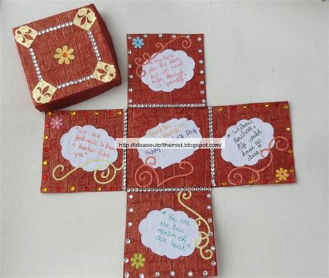 Beautiful Handmade Cards Designs - beautiful handmade greeting cards designs for teachers day