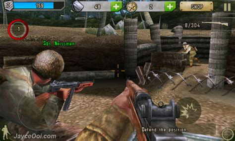 brothers in arm 2 apk brothers in arms2 globle front armv6 apk data
