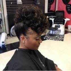 pin up hairstyles for black with hair 43 black wedding hairstyles for black women