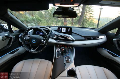 bmw i8 inside 2016 bmw i8 hybrid interior 017 the truth about cars