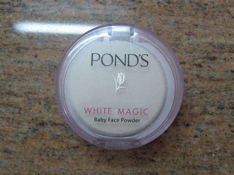 Edera Magic White Powder pond s white magic baby powder