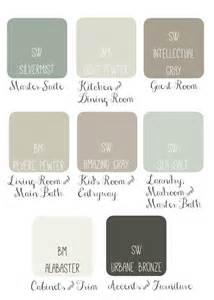 joanna gaines paint pallet interior design pinterest pewter kitchen dining rooms and salts