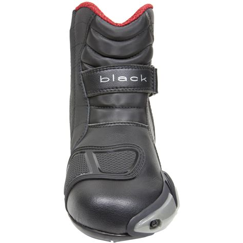 motorbike ankle boots black circuit short ankle motorcycle sports bike motorbike
