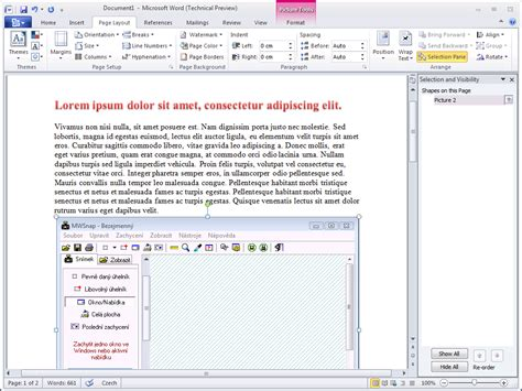 layout of microsoft word 2010 first glimpse of ms office 2010 word 2010 maxiorel com