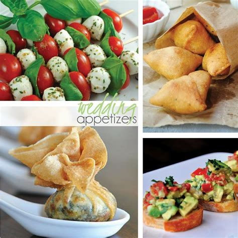 Wedding Appetizers Ideas by 1000 Images About Wedding Appetizers On