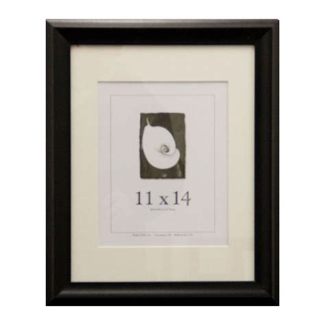 matted picture frame frame usa verona narrow matted picture frame atg stores