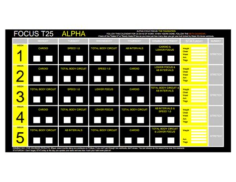 Calendrier T 25 Search Results For T25 Schedule Alpha Calendar 2015
