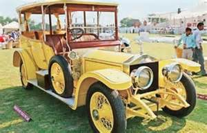 Nizam Nawab Rolls Royce Nizam S Rolls Royce Gets Makeover After 100 Years South