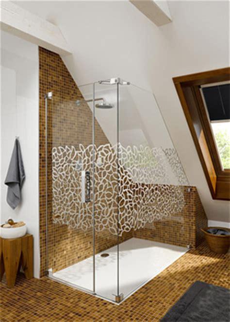 duschkabine dachschräge dusche dachschrage decke kreatives haus design