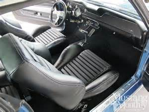 late model mustang seat mustang monthly magazine