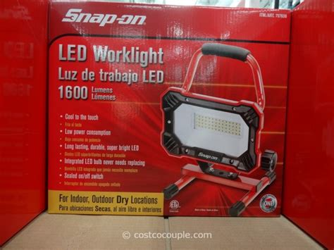 costco led light snap on led worklight