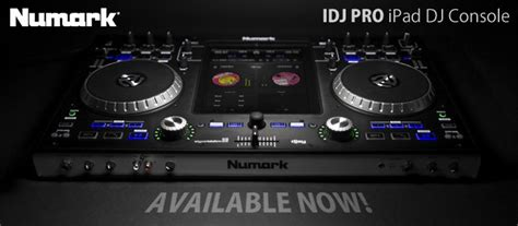 numark dj console musical equipment index a to z