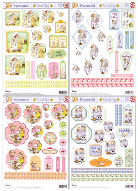 Free Printable 3d Decoupage Sheets - 5 best images of free printable for cards decoupage free