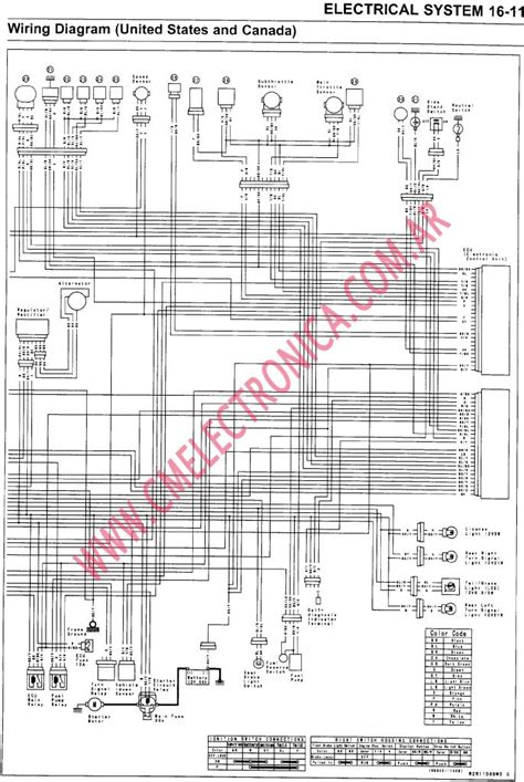 wiring diagram for kawasaki mule 4010 wiring free engine