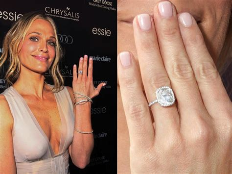 famous cushion cut engagement rings ritani