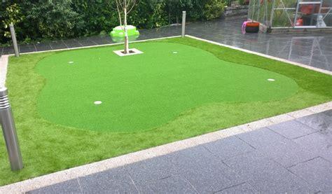 artificial grass company grass ranges golf