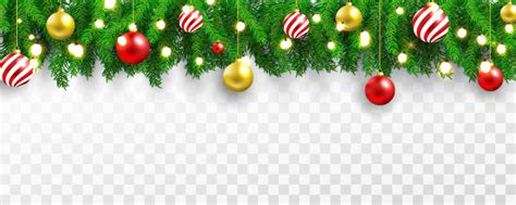 christmas party  happy  year light banner background vector premium